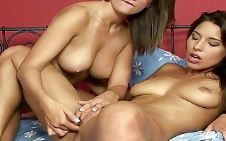 lisa and zafira brunette hair and redhead legal