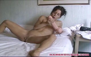 d like to fuck muff stuffed with massive sex-toy