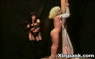 pervert flogging aged fetish porn