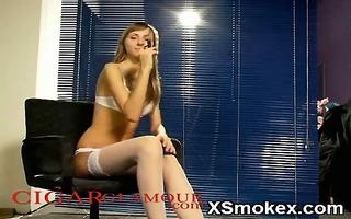 priceless titty smokin legal age teenager wild