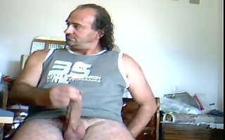 sexually excited dad large penis