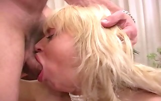 double anal for italian aged