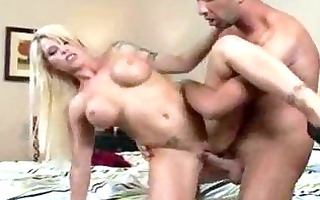 real wife drilled hard