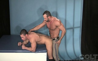 marc dylan receives a worthwhile pounding by a