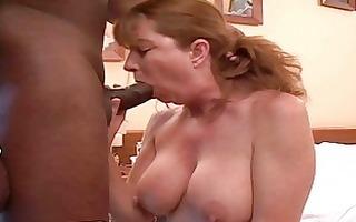 hawt redhead mother i getsh her hairless putz
