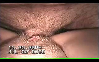 wife fuck and cum on pussy