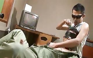 oriental homo dominates boyfriend