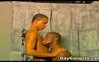crazy gay thugs toy fucking