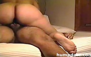 latin wife with big a-hole riding hubbys wang