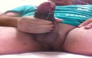 masturbate and cum for