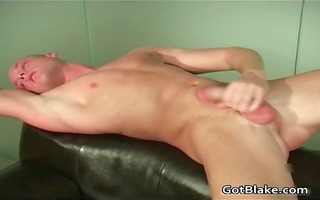 hawt nasty sexually excited boy jerking part9