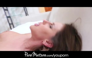 puremature - excited wife pleases her husbands