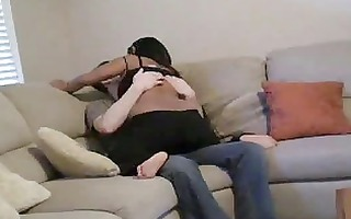 corpulent oriental girlfriend with bigtits having