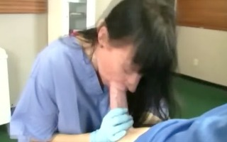 nurse d like to fuck is engulfing her patients