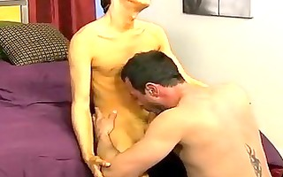 homo fuck after his mommy caught him boning his