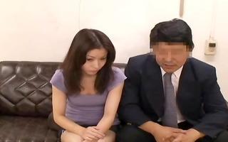 officegirl job interview gone bad 10