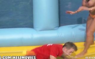 brazzers - ava koxxx - s garb volleyball!