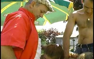 d like to fuck drilled by group of old guys -