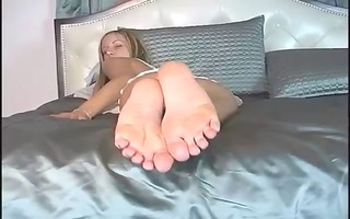 hot ass fuck, older pov sole tease! :d