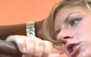velicity von orgasm from giant dark weenie