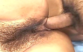 tender japanese sweetheart drilled by many