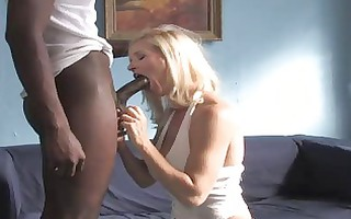 breasty golden-haired d like to fuck riding a