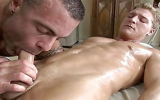 dildo play with hots homosexuals