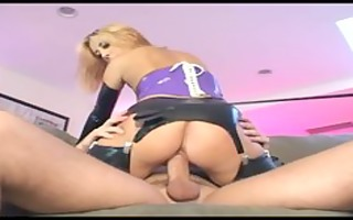 group ffm fetish sex in latex gloves and underware