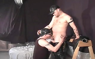 leather dawg - scene 9