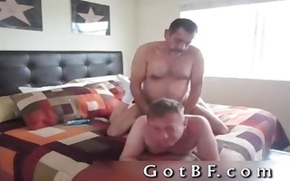 bearded dad bonks his lover in the arse 0 part7