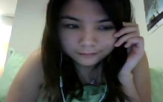 wicked little oriental webcam gal