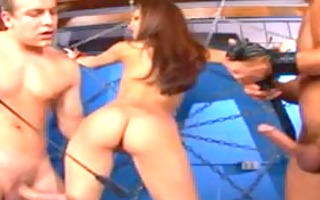 wed domme jenna double jock domination