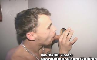 ex gang member blows magnificence aperture cocks!