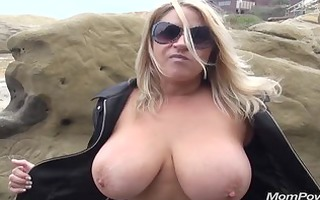large natural breasts d like to fuck flashing and