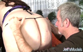 porker jayden heart receives her sizeable gazoo