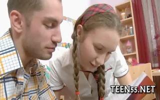 legal age teenager gal screwed by neighbor
