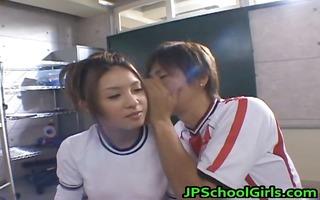 akina miyase oriental schoolgirl