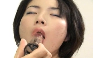unfathomable anal sex with shaggy chinese babe