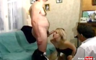 julie a french blond gets fisted and screwed in