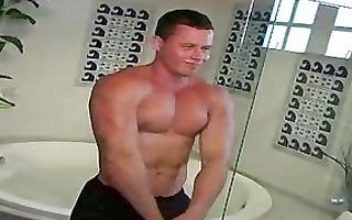 muscled chap desires skinny boy