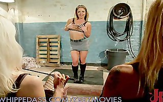 fisted and drilled by lesbo punks