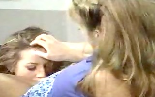 shayla laveaux lesbo scene with two other