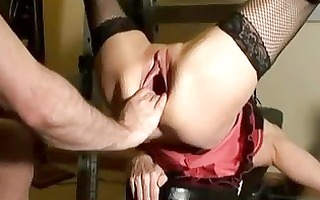 intensive monster pussy fisting orgasms