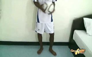 soccer lad