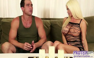 breasty and hawt therapist loves biggest cocks