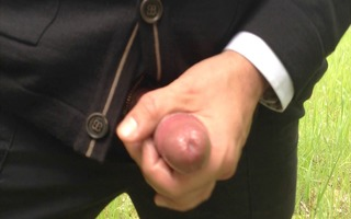 jerk the penis outside another time 91