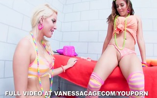 lesbian babes jail fantasies