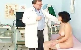 granddad doctor gives grandma radima a fu...