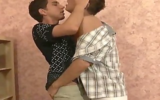 sexy legal age teenager homosexual pair in