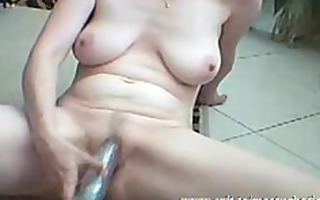 peggy 78 years from australia my noisy orgasm